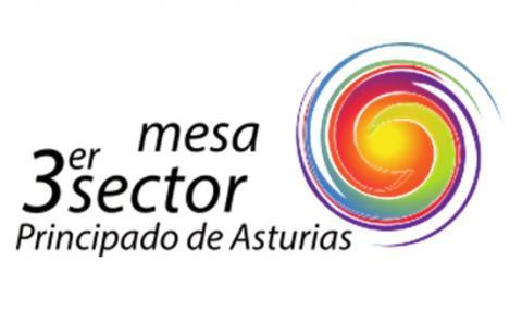 logo mesa tercer sector Asturias
