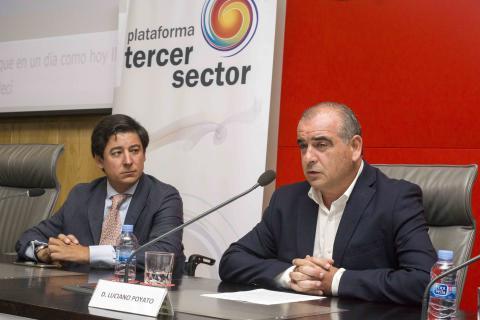 foto durante la inauguración del seminario