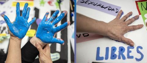 imagen sobre violencia de género