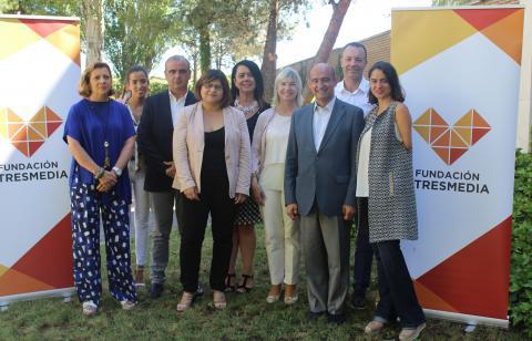 jurado de los premios hospital solidario de fundacion atresmedia