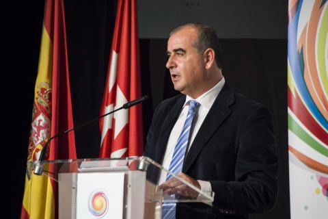 Foto de Luciano Poyato, presidente de la Plataforma del Tercer Sector