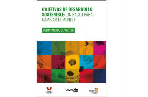 Portada Guía ODS, voluntariado deportivo