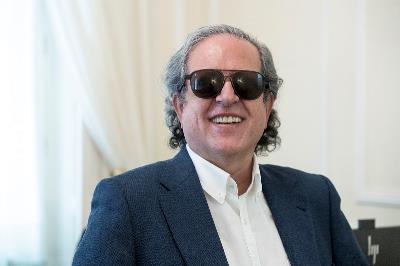 Foto de Rafael de Lorenzo, secretario general de la PTS