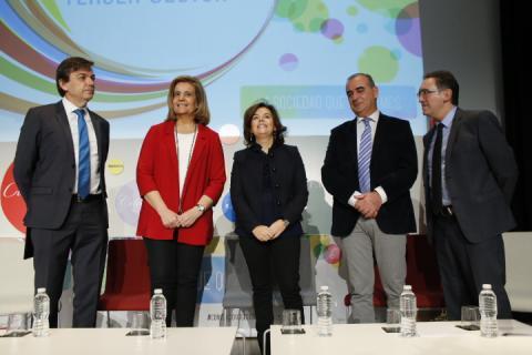 Inauguración de la Convención del Tercer Sector