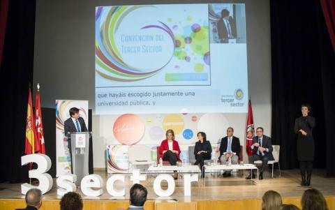 Clausura de la Convención del Tercer Sector