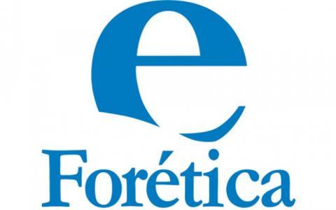 Logo de Forética