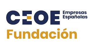 logo de la fundación CEOE