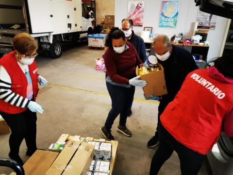 imagen de voluntarios