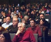 foto del público