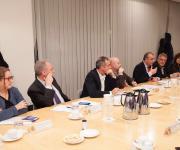 Foto de la Comisión para el Diálogo Civil