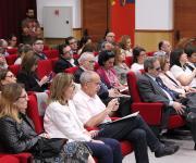Foto del público asistente