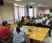 Celebración de la Asamblea de la Plataforma del Tercer Sector En la Región de Murcia el 28 de septiembre de 2016