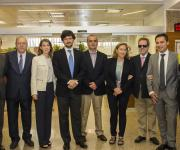 Foto de grupo ponentes de la Jornada