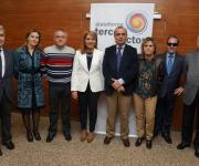 Juan Manuel Fernández Martínez, Elena Rodríguez, Carlos Susías, Susana Camarero, Luciano Poyato, Teresa Palahí, Rafael de Lorenzo y Juan Lara Crevillén.