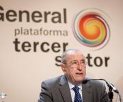 Intervención de Juan Lara Crevillén, Vicepresidente para la Consolidación del Tercer Sector.