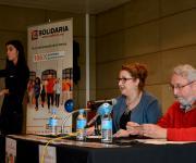 presentacion x solidaria en Valencia
