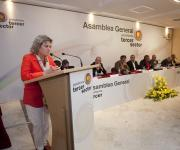 Bienvenida de Teresa Palahí, Vicepresidenta 2ª ONCE.
