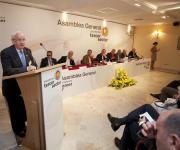 Internción de José Manuel López, Plataforma Tercer Sector Extremadura.