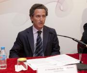 Carlos Martínez-Almeida (POI), firma convenio entidad colaboradora.