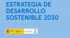 Portada de la Estrategia de Desarrollo Sostenible