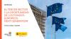 Imagen con el texto 'webinar El Tercer Sector y la oportunidad de los Fondos Europeos Next Generation', 17 de junio, 12.00h' y los logotipos de la Plataforma del Tercer Sector y el Ministerio de Derechos Sociales y Agenda 2030