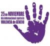 imagen sobre el día contra la violencia de género