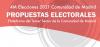 imagen con el texto '4M Elecciones 2021 Comunidad de Madrid. PROPUESTAS ELECTORALES - Plataforma del Tercer Sector de la Comunidad de Madrid'