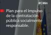 imagen con el título Plan para el impulso de la contratación pública socialmente responsable